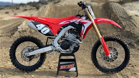 2019 Honda Trail Bikes by 2019 Honda Crf250 Dirt Bike Magazine