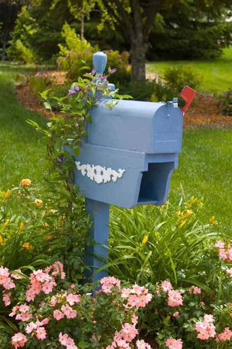 Mailbox Landscape Design [slideshow]