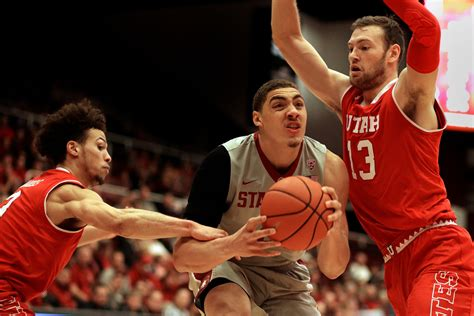 stanford beats utah  pac  basketball