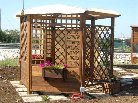 gazebo esagonale in legno gazebo esagonale in legno priolo gargallo