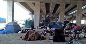 Tent Cities For Homeless & Robin Says She Is Not Able To ...