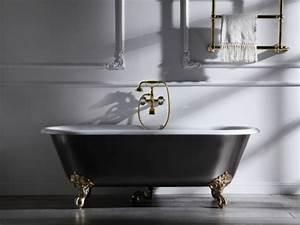 Freistehende Badewanne Schwarz : freistehende badewanne f r eine luxuri se badezimmereinrichtung ~ Sanjose-hotels-ca.com Haus und Dekorationen