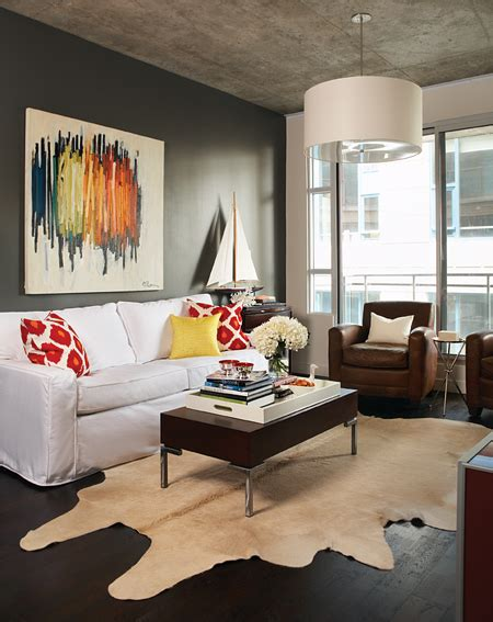 Ideas For Living Room Condo by House Home