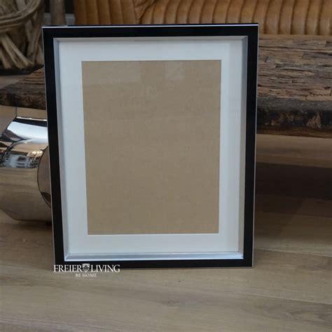 bilderrahmen 60 x 80 holz schwarz bilderrahmen als wechselrahmen f 252 r ihre fotos 60 x 80 kaufen bei helga freier