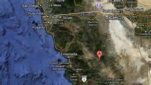earthquake san diego california