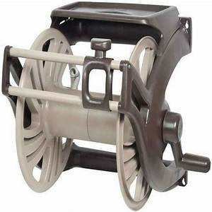 Ames 2415500 Neverleak Poly Wall Mount Reel With Manual