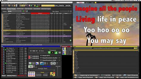 Best Karaoke Player Software Karaoke 5 Player And Creator Karaoke Karaoke