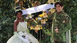 Princess Tiana and Prince Naveen for Limited Time Magic ...