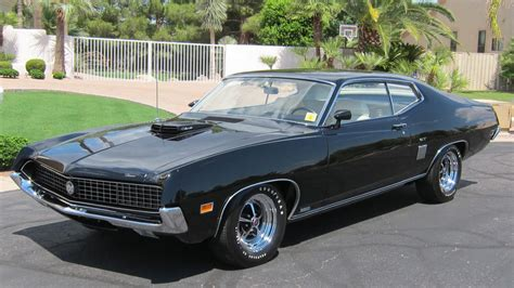 1970 Ford Torino Gt Coupe