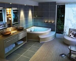 les 25 meilleures idees concernant baignoire d39angle sur With salle de bain avec baignoire d angle