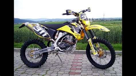 Yamaha Wr 250 F Yellow Edittion 2oo9
