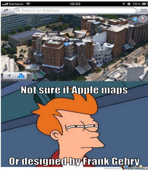 Apple Maps Meme - pretty sure apple maps by mike23 meme center