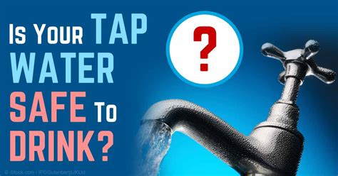 is it safe to drink sink water drinking water is becoming toxic and scarce