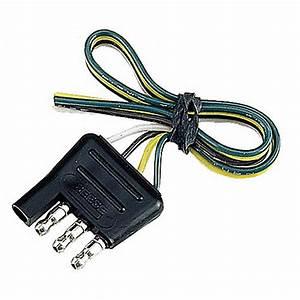 Reese Conector Plano El U00e9ctrico L Cable 1 Pie
