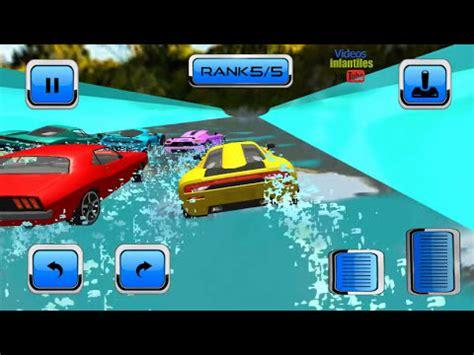 Coches, camiones, motos e incluso patrulleras; Juegos de Carros paRa niños 19 - videos de carreras de autos o coches gratis para jugar