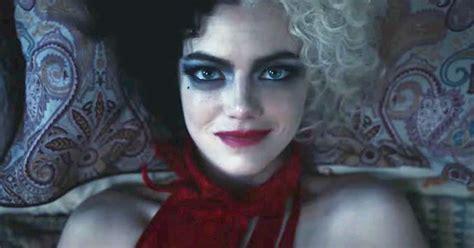 Emma Stone é Cruella no trailer do novo filme da Disney