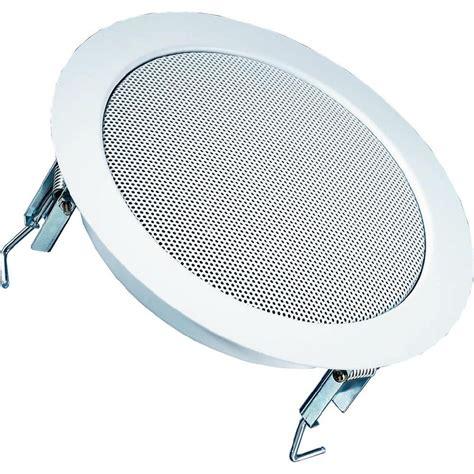 mini haut parleur de plafond visaton dl 18 2 t vente mini haut parleur de plafond visaton dl