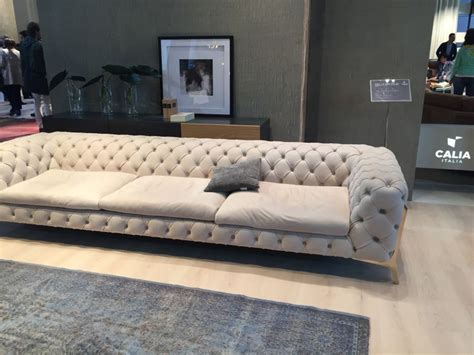 Calia Sofa by Tufted Furniture Popular For Ages And Still Going Strong