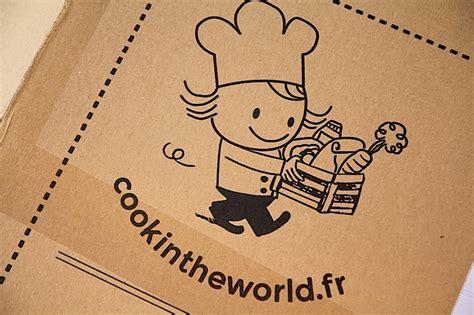 J Ai Testé Cuisiner Avec La Box Kitchen J 39 Ai Testé Cookin 39 Theworld Le De Marjoliemaman