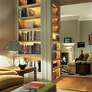 Striking, Shelf, Lighting, Ideas, That, Will, Fascinate, You