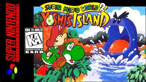 Longplay Snes Super Mario World 2 Yoshis Island 100