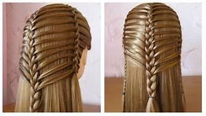 Coiffure Avec Tresse Facile Coiffure Avec Tresse Cheveux Mi Long