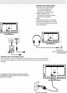 Page 12 Of Rca Flat Panel Television Rled3216a User Guide