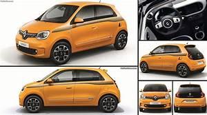Renault Twingo (2019) - pictures, information & specs