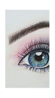 3d Eye Sketch at PaintingValley.com   Explore collection ...