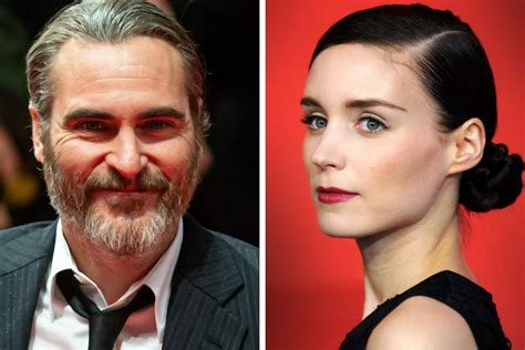 See how the relationship between actors rooney mara and joaquin phoenix has developed in the public eye. Joaquin Phoenix and Rooney Mara name their baby son River
