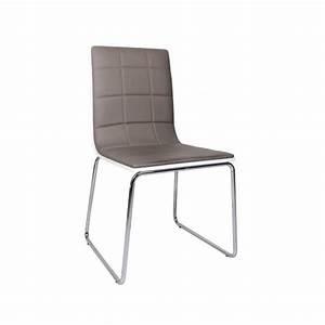 Chaise Grise Pas Cher : lot 4 chaises pas cher maison design ~ Teatrodelosmanantiales.com Idées de Décoration