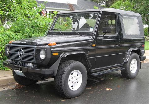 Jeep G Wagon For Sale