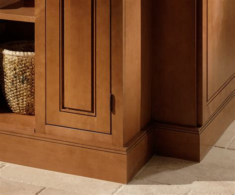 cabinet base trim ogee cabinet molding accent features