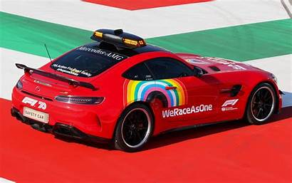 Mercedes F1 Livery Amg Gt Grand Tuscan