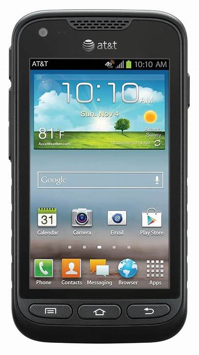 Samsung Galaxy Rugby Pro Android Phone Handset