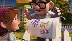 Pixar Couples images Carl and Ellie HD wallpaper and ...