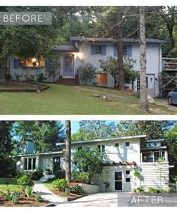 Images Remodeling Split Level Homes by Before And After Split Level Remodel