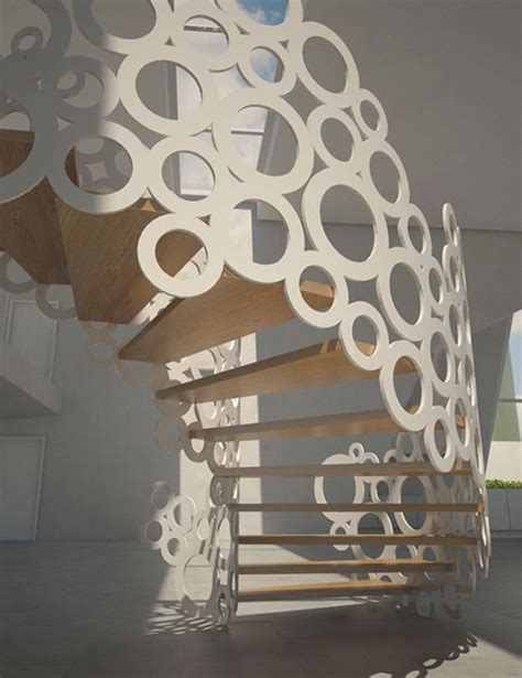 mind blowing examples  creative stairs