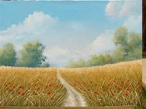 Tableau Trompe L Oeil Paysage : tableaux peintures trompe l 39 oeil ~ Melissatoandfro.com Idées de Décoration