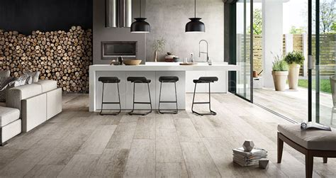 Le carrelage imitation parquet aspect bois en gru00e8s cu00e9rame - Porto Venere
