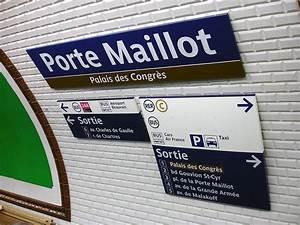 Porte Maillot Bus : porte maillot m tro paris wikipedia ~ Medecine-chirurgie-esthetiques.com Avis de Voitures