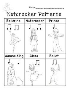 beths  notes st grade nutcracker elementary