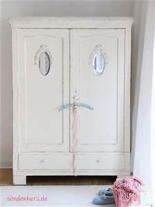 Brotschrank villa vintage schrank weiss vitrinenschrank for Vintage schrank weiß