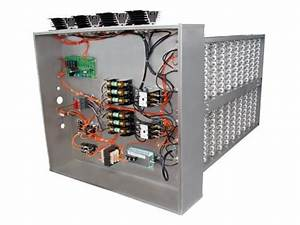 Custom Built Electric Duct Heaters  U2013 Warren Hvac