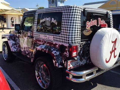 roll tide jeep owner   true alabama fan jk forum