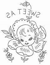 Jamboree Juvenile Embroidery Sew sketch template