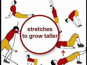 How to Increase Your Height - YouTube