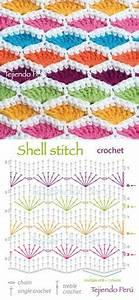 Crochet Heart  Stitch Diagram  Pattern Or Chart    Crochetpattern