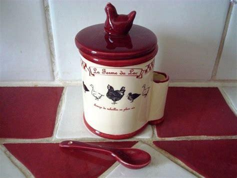 poule cuisine http decoacoeur com deco coq poule 855 pot a sel