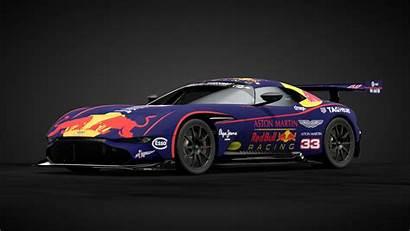 Aston Martin Bull Racing Vulcan Livery Wallpapers